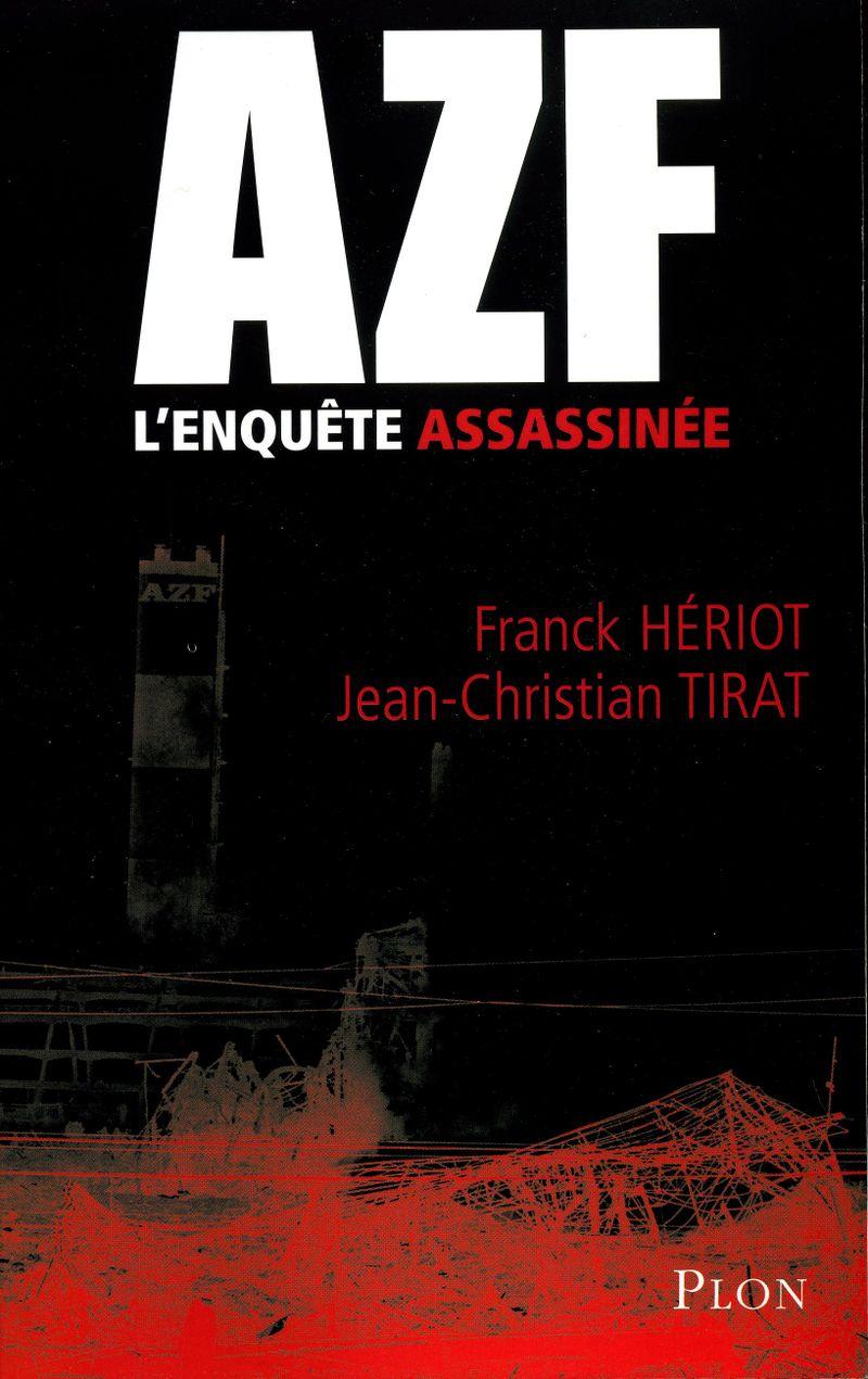 Livre AZF- Couv
